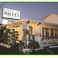 Cypress Tree Motel logo