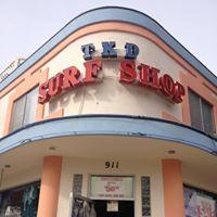 TKD Surf Shop logo