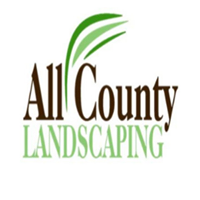 All County Landscaping logo
