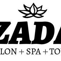 Zada Salon & Spa logo