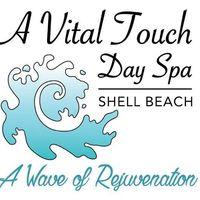 A Vital Touch logo