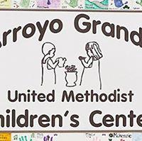 Arroyo Grande United Methodist Children's Center logo