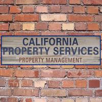 California Property Services logo