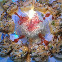 California Sushi & Teriyaki logo
