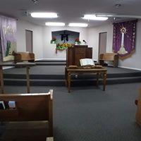 First Baptist Church Of Nipomo logo