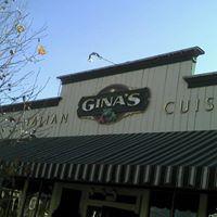 Gina's Italian Restaurant logo