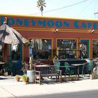 Honeymoon Cafe logo