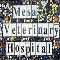 Mesa Veterinary Hospital logo