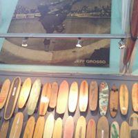 Pancho's Surf Shop logo