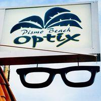 Pismo Beach Optix logo