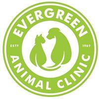 Evergreen Animal Clinic logo