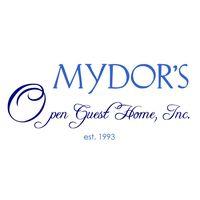 Mydor's Open Guest Home logo