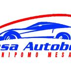 Mesa Auto Body logo