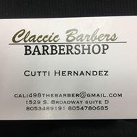 Classic Barbers logo