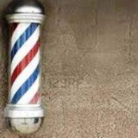 Evergreen Barber Shop logo