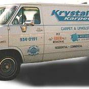 Krystal Kleen Karpet Kare logo