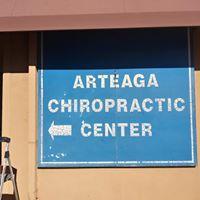 Arteaga Chiropractic Center logo