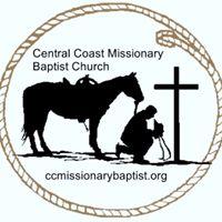 Central Coast Missionary Baptist Church logo