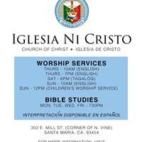 Iglesia Ni Cristo-Church Of Christ logo