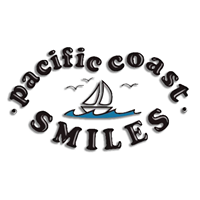 Pacific Coast Smiles logo