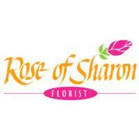 Rose Of Sharon Florist logo