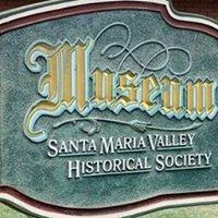 Santa Maria Historical Society Museum logo