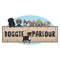 Doggie Parlour logo