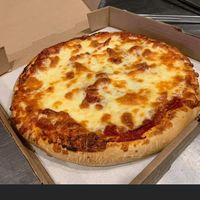 Patricio's Pizza logo
