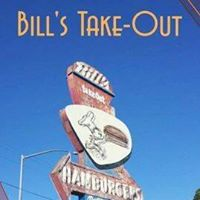 Bill's Take Out logo