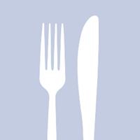 Brick's Restaurant logo