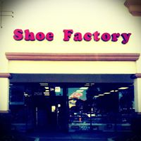 Shoe Factory logo
