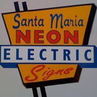 Santa Maria Neon Sign Co logo