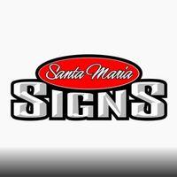 Santa Maria Signs logo
