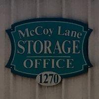McCoy Lane Storage logo