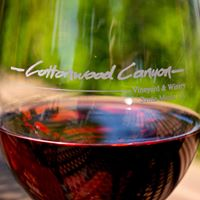 Cottonwood Canyon Vineyard & Winery logo