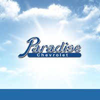 Paradise Chevrolet logo