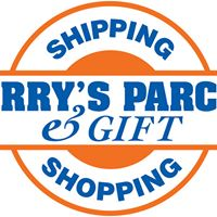 Perry's Parcel & Gift logo