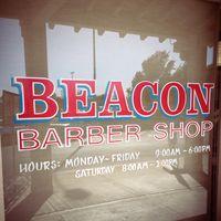 Beacon Barber Shop logo