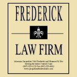 Frederick Law Firm logo