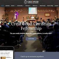 Crestwood Christian Fellowship logo