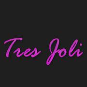 Tres Joli Wig Salon logo