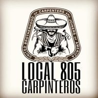 Carpenter's Local Union 1800 logo