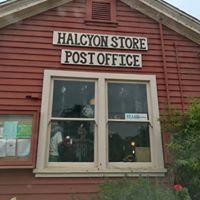 Halcyon Store logo
