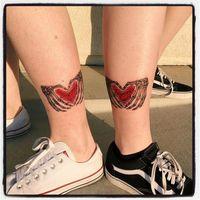 Tattoos By Sawdust logo