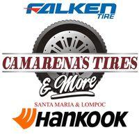 Camarena's Tires & More logo