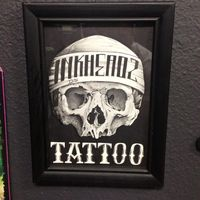 Ink Headz Tattoo logo