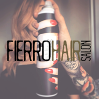 Fierro Hair logo