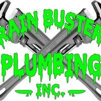 Drain Busters Plumbing logo