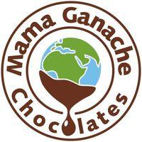Mama Ganache Artisan Chocolates logo
