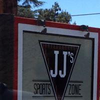 JJ's Sports Zone logo
